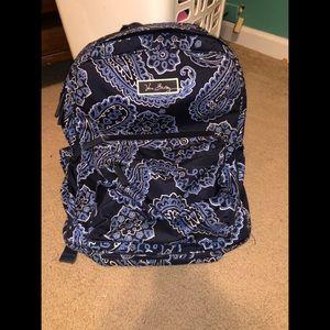 Vera Bradley waterproof backpack. Great condition